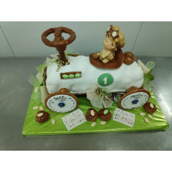 Gâteau pour un baptême