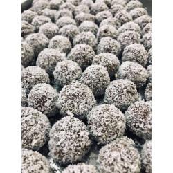 Boules praliné coco